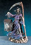 Grim Reaper Lamp-Rare No Longer Made