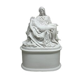 The Pieta Adult Cremation Urn