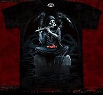 Death Angel Reaper T Shirt
