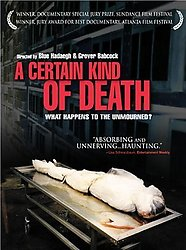 A Certain Kind of Death DVD Out Of Print
