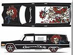 Grateful Dead Hearse-Rare Collectible