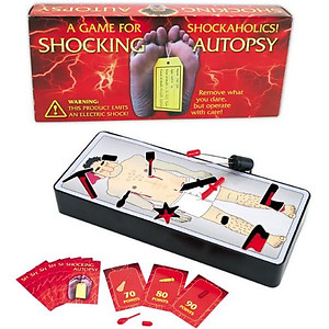 Shocking Autopsy Game * Rare OOP Game*