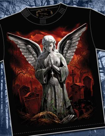 Mourning Angel T Shirt