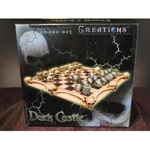 Dark Castle Chess Set-Rare Sold Out