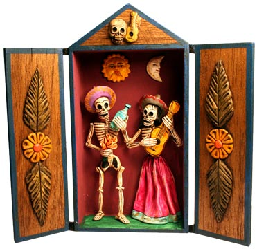 Day of The Dead Skeletons Musica