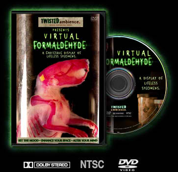 Virtual Formaldehyde DVD