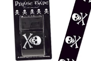 Skull Tape / Pirate Tape