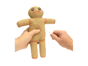 VooDoo Doll-Rare Collectible