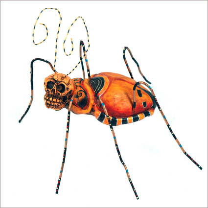 Day of the Dead Beetle