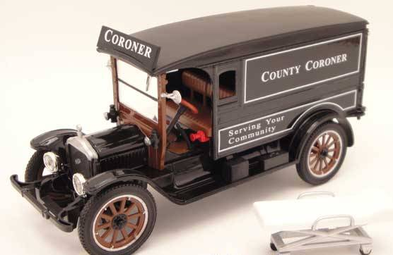 Coroner Wagon/Ambulance/Hearse