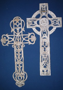Gothic Celtic Crosses