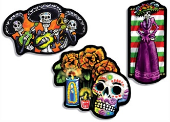 Day of the Dead Party Pack