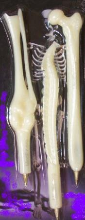 Femur, Tibia and Spine Pens 3 pack