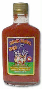 Dead and Buried Hot Sauce