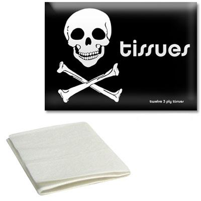 Pirate Tissue Pouch-Discontinued