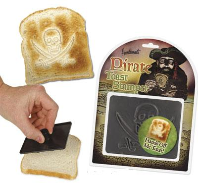 Pirate Toast
