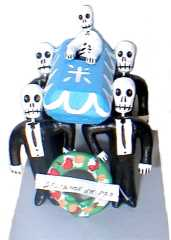 Day of The Dead Pallbearers