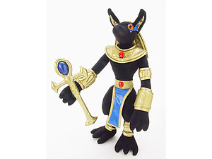 Anubis Plush Doll