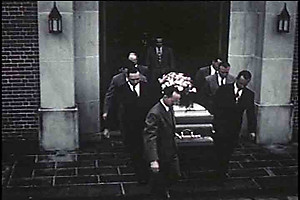 Classic Funeral Directing DVD from 1940's