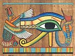 Eye of Horus Papyrus