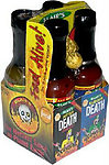 Death Hot Sauce Mini Pack