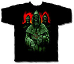 Grave Goreian Monks T Shirt