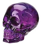Purple Mini Skull