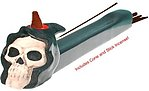Reaper Incense Burner includes Incense Storage