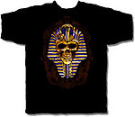 King Tut Die-t T Shirt