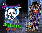 Bluelips Embalmers Hot Sauce
