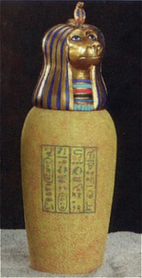 Canopic Jar Large Hapi-Rare