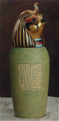 Canopic Jar Large-Rare