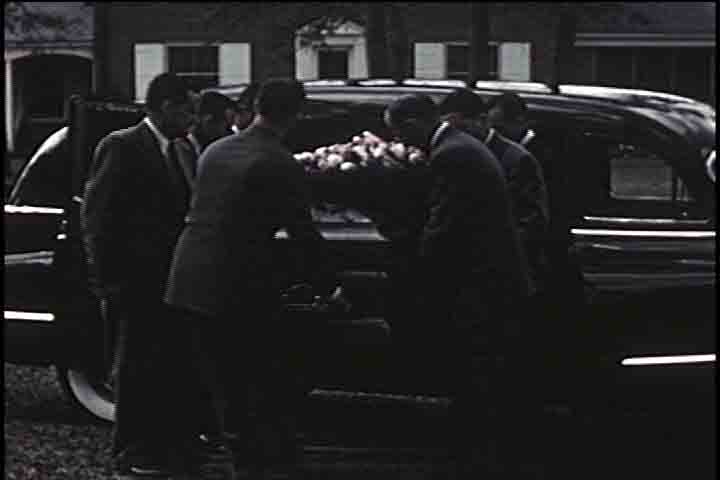 Classic Funeral Directing Film from 1940's DVD