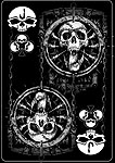 Goth Playing Cards-Limited Edition/Rare