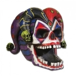 Jester Skull Ashtray