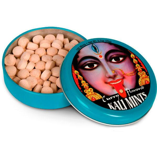 Kali Curry Flavored Death Mints