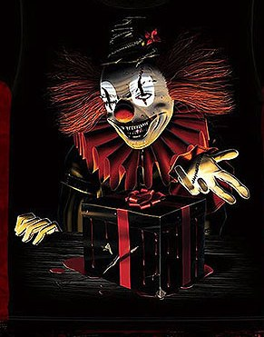 Killer Clown T Shirt