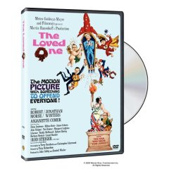 The Loved One DVD