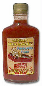 Embalming Fluid Wing Sauce