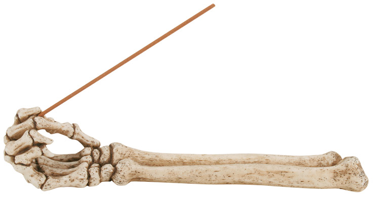 Boney Arm Incense Burner