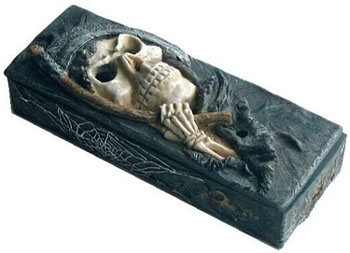 Reaper Incense Burner