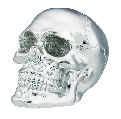 Skull Shifter Chrome