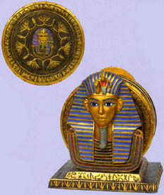 King Tut Coaster Set