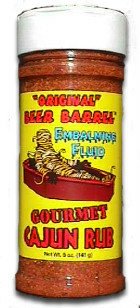 Embalming Fluid Gourmet Cajun Rub