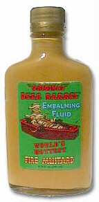 Embalming Fluid Hot Mustard
