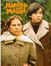 Harold and Maude DVD