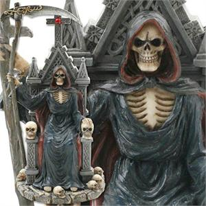 Reaper on Throne