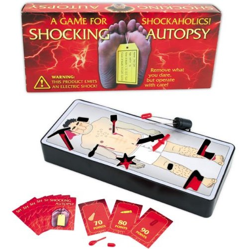 Shocking Autopsy Game  *Rare OOP Game*