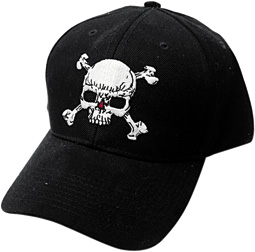 Skull Baseball Cap 84191d8908c