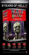 Traces of Death Collector DVD Box Set 5 DVDs!!!!Free Shipping USA only